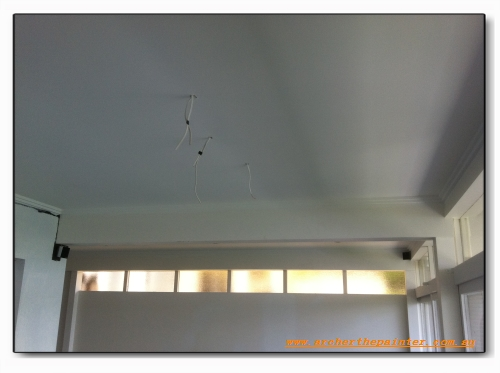 Does The Ceiling Paint Quality Matter Archerthepainter Painting Contractor Paint Product